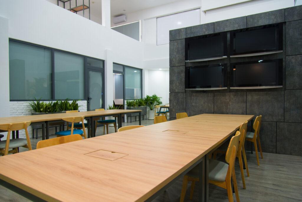 hybrid work environment